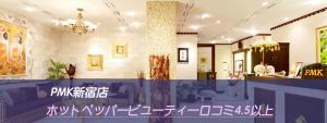 【脚やせ体験】PMKのDr.SLIMスピード痩身70分ほめられBODY4800円 を体験をしてみた。
